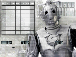 11th Dr Who - Cybermen